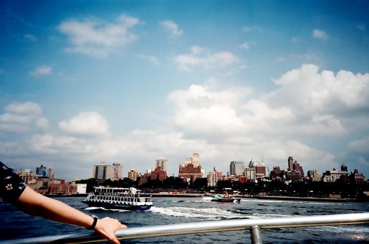 Brooklyn from a ferry